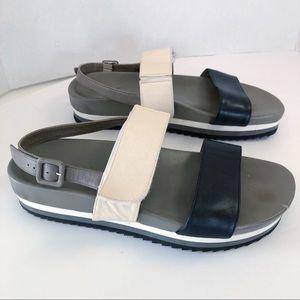 Anyi Lu Viva platform Sandals